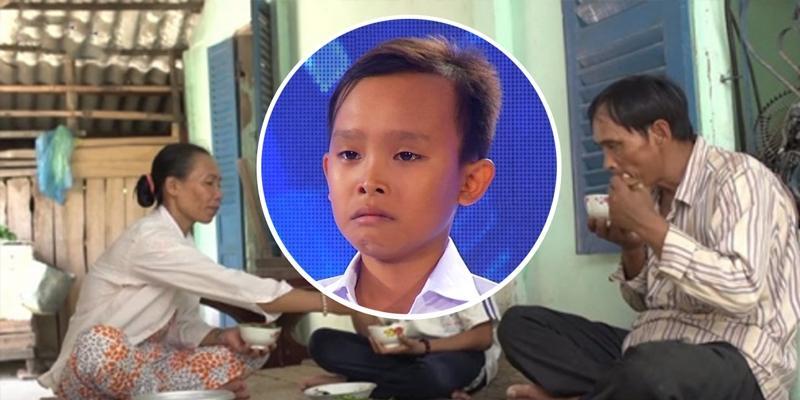 """Xuất thân nghèo khó của """"hiện tượng dân ca"""" Vietnam Idol Kids"""