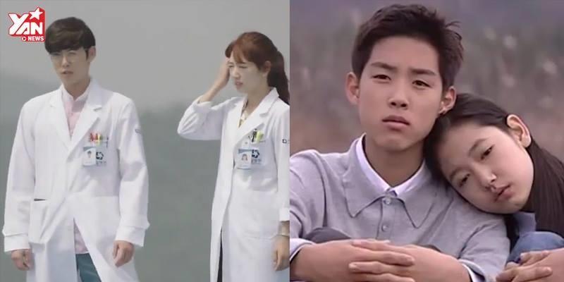 """Park Shin Hye tái hợp bạn diễn """"Nấc thang lên thiên dường"""""""
