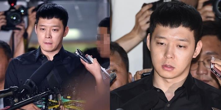 yan.vn - tin sao, ngôi sao - Yoochun thất thần lần đầu trình diện tại Sở Cảnh sát