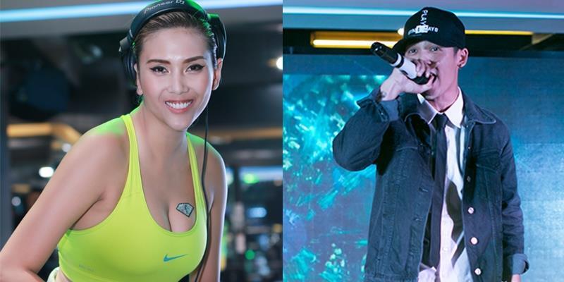 yan.vn - tin sao, ngôi sao - Tronie Ngô nhảy cực sung, Võ Hoàng Yến gợi cảm đánh DJ