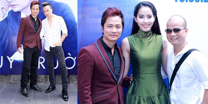 Dàn sao Việt háo hức đến chúc mừng Duy Trường ra album mới