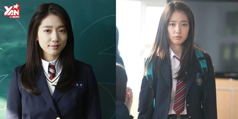 """Park Shin Hye: Cô """"nữ sinh"""" đắt giá nhất màn ảnh xứ Hàn"""
