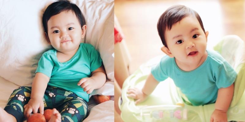 """yan.vn - tin sao, ngôi sao - Cận cảnh vẻ đáng yêu """"khó cưỡng"""" của chàng """"hoàng tử bé"""" nhà Khánh Thi"""