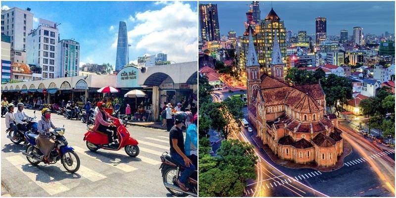 Sài Gòn lọt top 10 thành phố lí tưởng cho người làm việc tự do