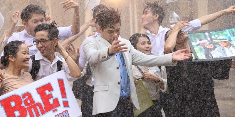 yan.vn - tin sao, ngôi sao - Noo Phước Thịnh làm MV lấy nước mắt sĩ tử