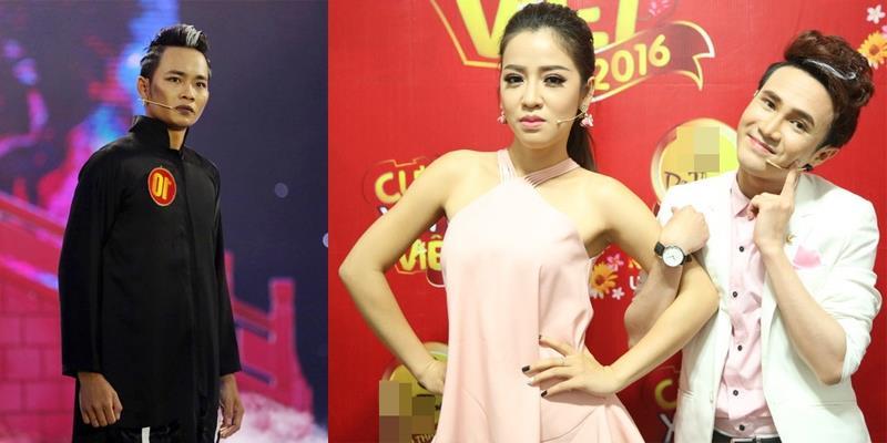 Thí sinh đội Huỳnh Lập liên tục lấy nước mắt khán giả Cười Xuyên Việt