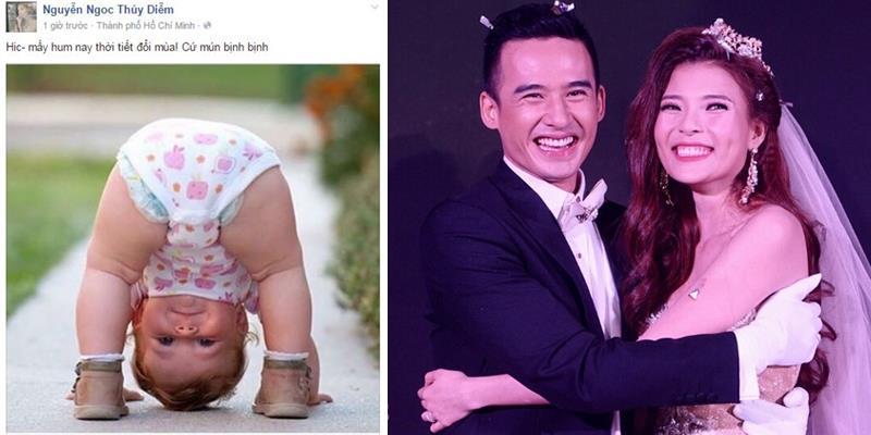 yan.vn - tin sao, ngôi sao - Bà xã Lương Thế Thành hé lộ thông tin mang thai?