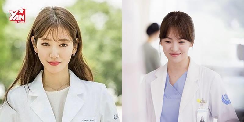 Những nữ bác sĩ tài sắc vẹn toàn trên màn ảnh xứ Hàn