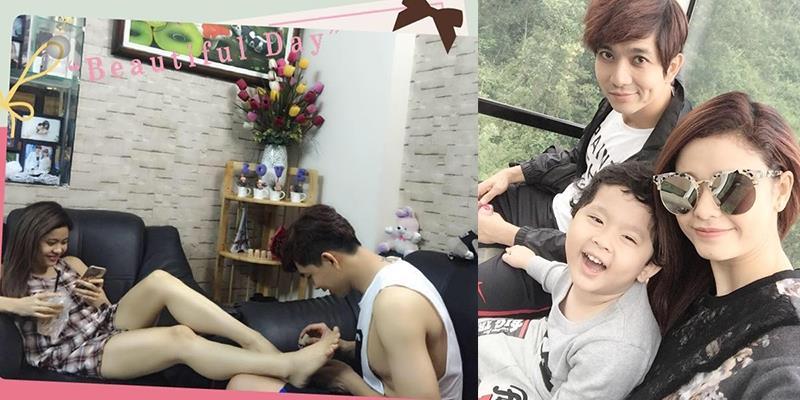 yan.vn - tin sao, ngôi sao - Sau khi công khai đính hôn, Tim càng lãng mạn hơn với Trương Quỳnh Anh