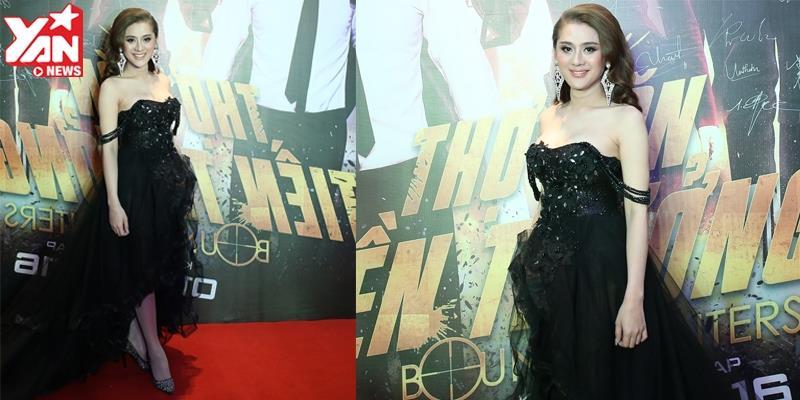 Lâm Chi Khanh quyến rũ bất ngờ sau ồn ào với Hương Giang Idol