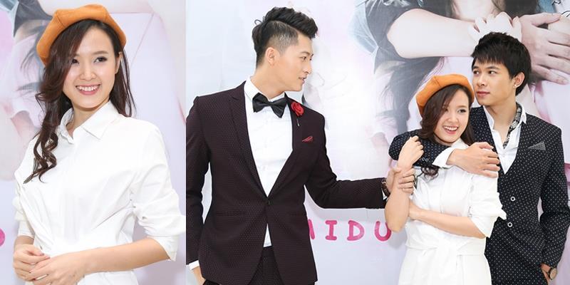yan.vn - tin sao, ngôi sao - Midu vướng vào tình tay ba với hotboy Harry Lu và Anh Tú