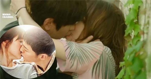 Nụ hôn mãnh liệt nhất lịch sử phim Hàn đánh bật 'Hậu duệ Mặt trời'