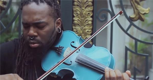 Firestone - DSharp (Violin cover)