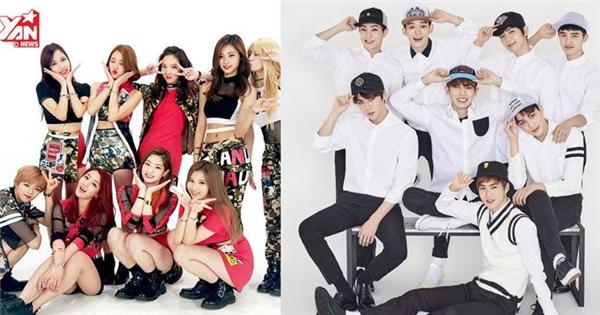 EXO vượt mặt Big Bang, trở thành 'ông hoàng quảng cáo' mới của Kpop