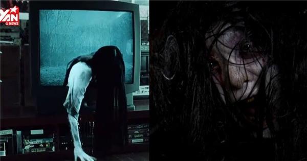 'The Conjuring 2' chưa nhằm nhò gì so với 10 phim kinh dị Nhật này