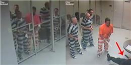 Hành động của nhóm tù nhân gây xôn xao cộng đồng mạng thế giới