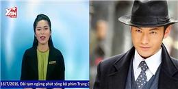 Đài truyền hình Bình Thuận ngừng chiếu phim Trung Quốc
