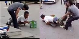 Bóc mẽ sự thật về đôi chân tàn tật của gã ăn xin giữa phố