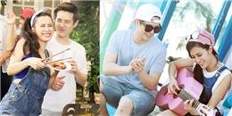 """yan.vn - tin sao, ngôi sao - Đông Nhi hé lộ nhật kí """"phượt"""" sau 8 năm yêu nhau cùng Ông Cao Thắng"""