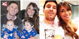 Messi: 9 tuổi biết yêu và chuyện tình đẹp rơi nước mắt
