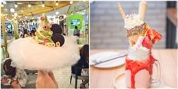 Đến Bangkok, nhớ 'thăm' những món tráng miệng 'đẹp không đối thủ' này