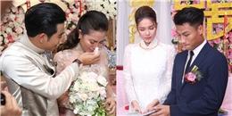 Nước mắt trong ngày cưới của mỹ nhân Vbiz có ý nghĩa thế nào?