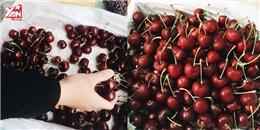 Người tiêu dùng bối rối trước 'ma trận' giá cherry