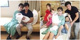 yan.vn - tin sao, ngôi sao - Lý Hải - Minh Hà hạnh phúc bên con trai thứ 4 vừa chào đời