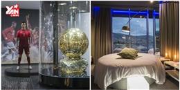 Mê mẩn khách sạn sang trọng và bảo tàng 'vạn người mơ' của Ronaldo