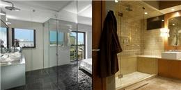 Đây là lý do vì sao phòng tắm khách sạn làm bằng kính trong suốt