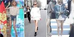 yan.vn - tin sao, ngôi sao - Chân của thần tượng nữ Kpop: Ranh giới mong manh giữa
