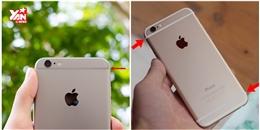 90% người dùng không biết công dụng dải nhựa trên iPhone 6 và 6s