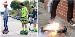 Bạn có biết vì sao xe điện cân bằng lại dễ cháy nổ không?