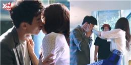 Sau 11 tập, cuối cùng Ji Hong cũng đã chịu 'hôn sâu' Hye Jung
