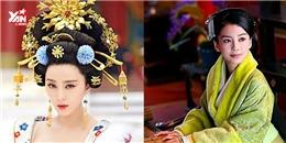 Những mĩ nhân 'sắc nước hương trời' trong phim cổ trang Hoa ngữ