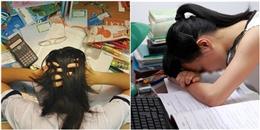 Nữ sinh bị tâm thần vì kì thi THPT Quốc gia