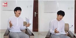 """''Bối rối'' với bản cover """"Trót yêu"""" của ca sĩ Hàn Quốc"""