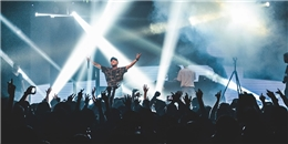 Space Jam Hà Nội 2016, đêm tiệc dành cho tín đồ EDM