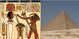 Khám phá 'cỗ máy bí mật' giúp bảo vệ Kim tự tháp Giza