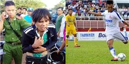 Các cầu thủ Việt tóm gọn một tên trộm xe máy ngay trong mùa Euro