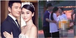 yan.vn - tin sao, ngôi sao - Rộ tin Angela Baby có thai, Huỳnh Hiểu Minh dìu đỡ vợ cẩn trọng