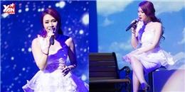 Mỹ Tâm khiến fan 'nức lòng' khi lần đầu hát live 'hit' mới