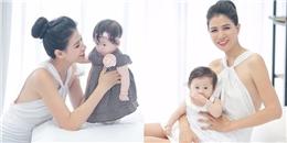 yan.vn - tin sao, ngôi sao - Trang Trần khoe con gái 7 tháng tuổi xinh xắn, đáng yêu