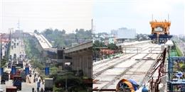 Tuyến metro đầu tiên của TP. HCM dần thành hình