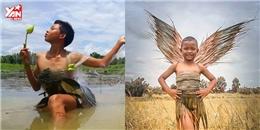 Cậu bé Thái Lan gây sốt nhờ bộ ảnh thời trang 'chất đến ngất'