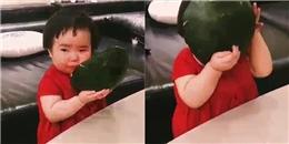 Đây mới chính là cách ăn dưa hấu đúng điệu