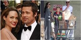 yan.vn - tin sao, ngôi sao - Angelina Jolie và Brad Pitt xuất hiện bên nhau đập tan tin đồn li hôn