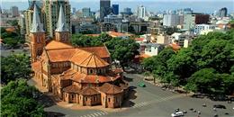 Top 5 nhà thờ cổ Việt Nam thu hút du khách