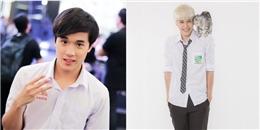 'Điên đảo' trước vẻ điển trai của các 'hot boy đồng phục' Thái Lan