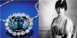 Lời nguyền chết chóc đằng sau viên kim cương xanh lớn nhất thế giới